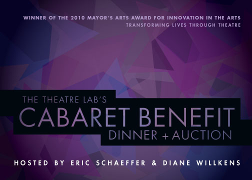 Cabaret Invitation cover